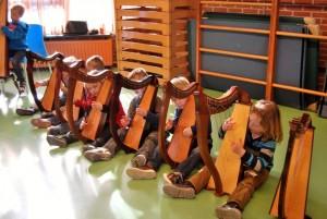 harp op de Voorhof 3
